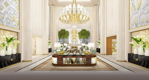 Welcome to Waldorf Astoria Beverly Hills