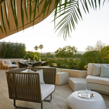 Villa Suite Terrace