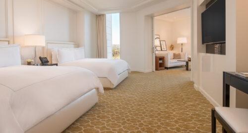 Deluxe Corner Junior Suite U2013 Two Queen Beds