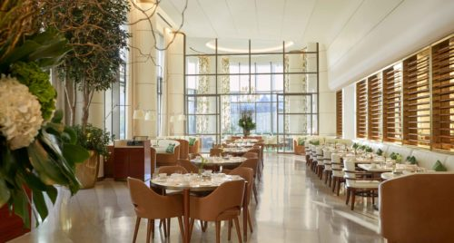 Beverly Hills Upscale Dining Jean Georges Beverly Hills