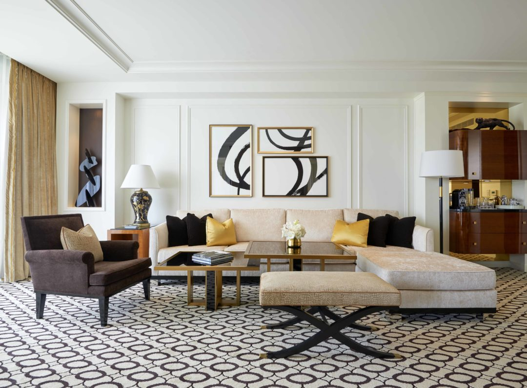 Rooms and Suites Gallery | Waldorf Astoria Beverly Hills