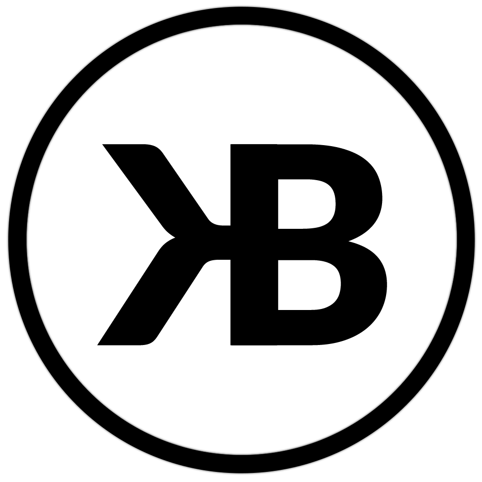 KEVIN B Salon logo